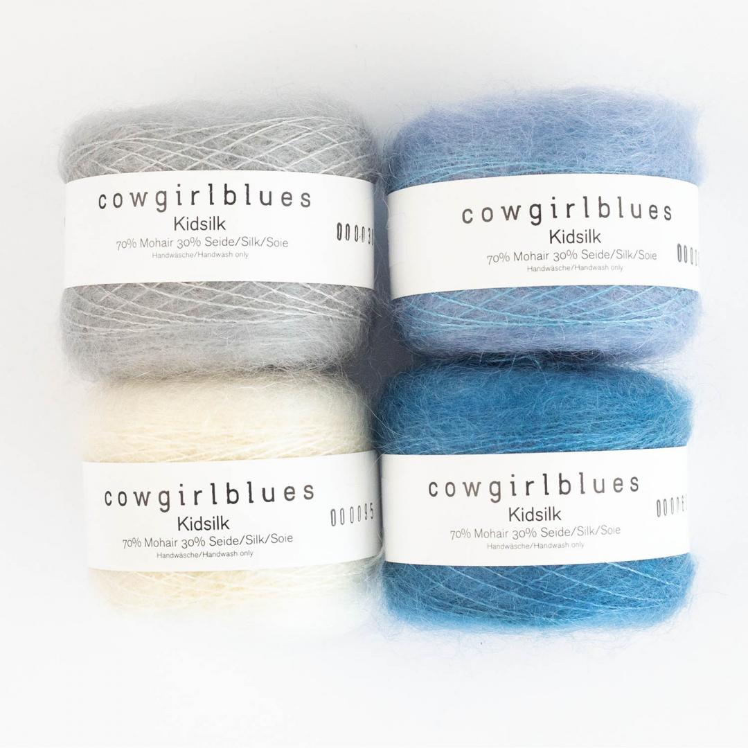 Cowgirl Blues KidSilk (25g) solids