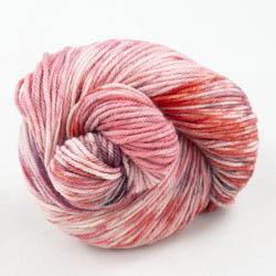 Cowgirl Blues Merino DK gradient Protea Pinks